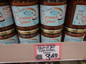 done - Fleur De Sel Caramel Sauce $3.49